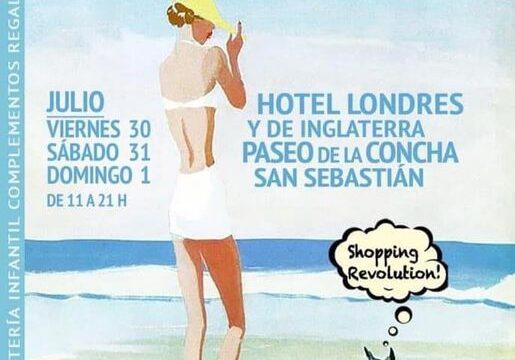 Pop Up Chic – El mercadillo del verano en San Sebastián