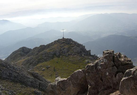 Rutas de Montaña de Gipuzkoa para el fin de semana